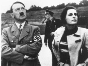 Leni-Riefenstahl-Hitler